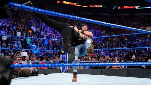 Roman Reigns made an instant impact by joining SmackDown Live