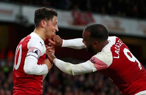 Arsenal prevail with a win against Newcastle