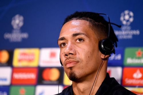 Smalling relishes the prospect of facing Messi & Co.