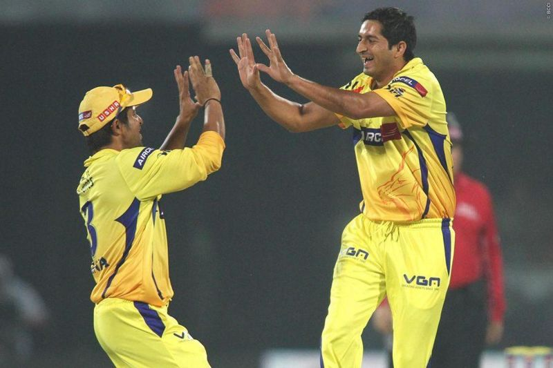 Mohit Sharma - More suited for Wankhede wicket ( Image Courtesy: IPL T20/BCCI)