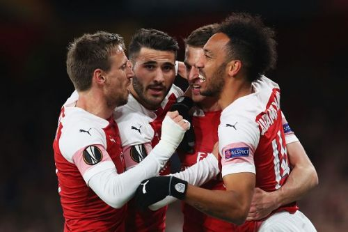 Arsenal displayed a 10/10 performance last time they met Napoli