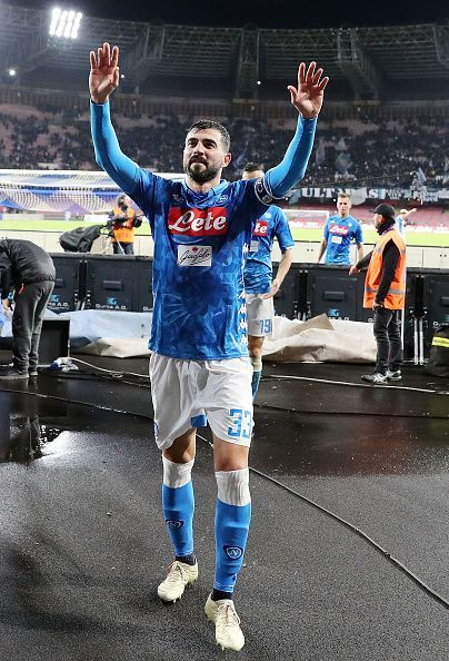 Raul Albiol is still out with injury