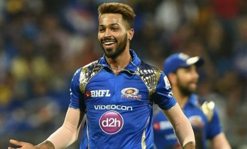 Hardik Pandya's power-hitting skills are evident in the whole cricketing world.