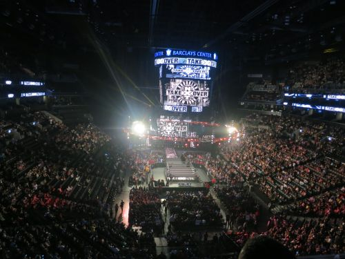 Barclays is NXT's MSG.