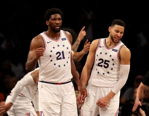 Philadelphia 76ers played some superb basketball tonight
