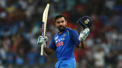 Rohit has been in great form over the last few years.Enter caption