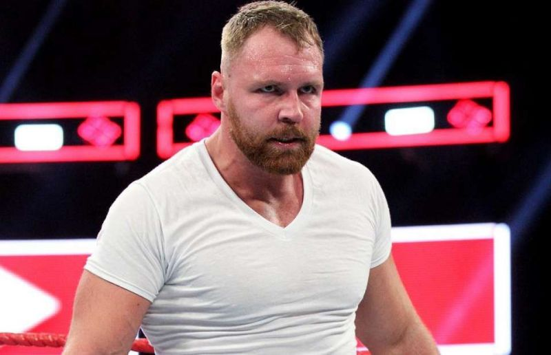 Dean Ambrose made his last WWE appearance on Raw.