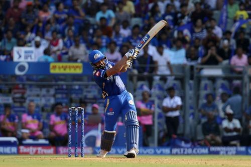 Rohit Sharma looked in good touch last game. (Image Courtesy: IPLT20)