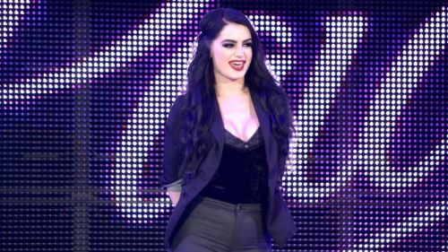Paige is an established personality and able talker to represent a new team
