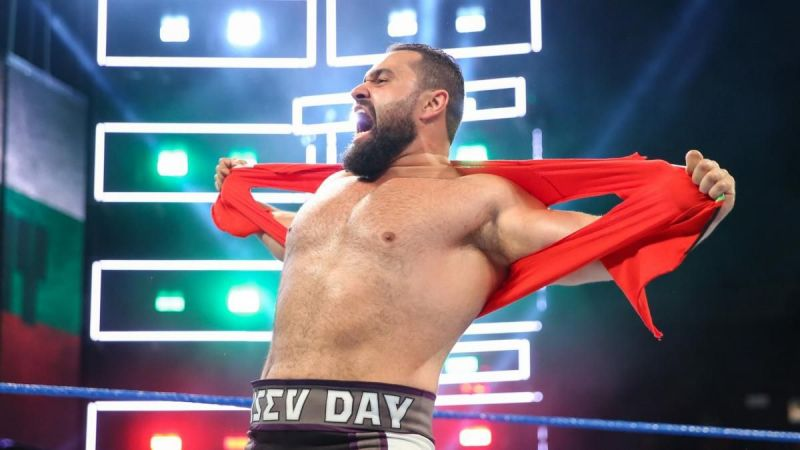 The Bulgarian Brute has never held the WWE or Universal title, despite many fans hoping for a World championship push for Rusev.