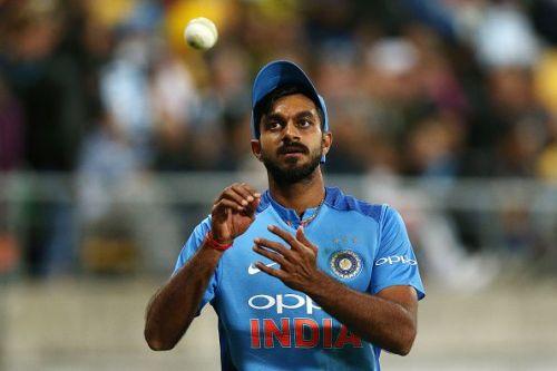 Vijay Shankar is expected to occupy the No.4 spot