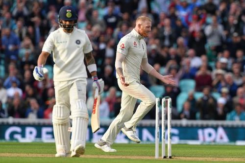 It was a see-saw battle when the duo faced each other in England last year