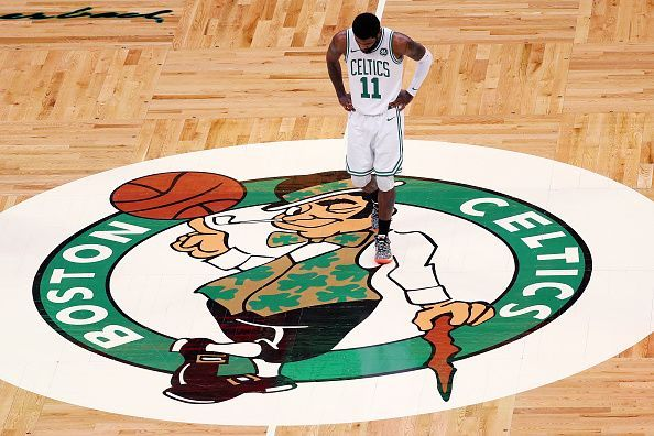 Kyrie Irving took charge of this game