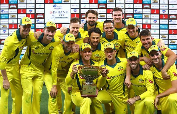 A 5-0 series result was the confidence boost that Australia needed after a trying year.