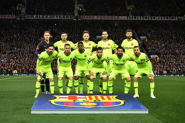 Barcelona news: Catalan giants make history after win at Old