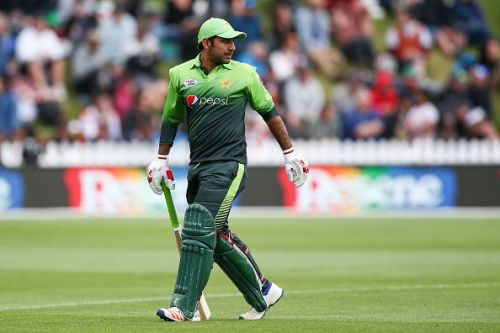 Sarfraz Ahmed will lead a fit and confident side