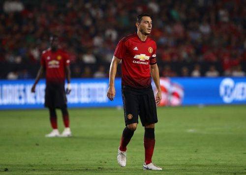 Matteo Darmian may be heading back to Italy