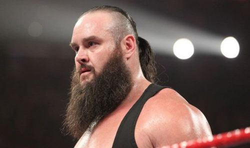 Strowman could be on the end of bad booking.