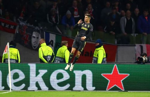 Ajax and Juventus faced each other in a fantastic Champions League clash at the Johan Cruyff Arena