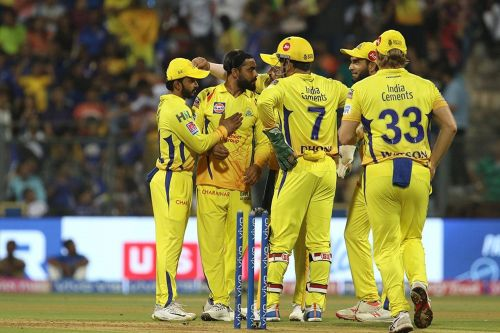 The CSK team (picture courtesy: BCCI/iplt20.com)