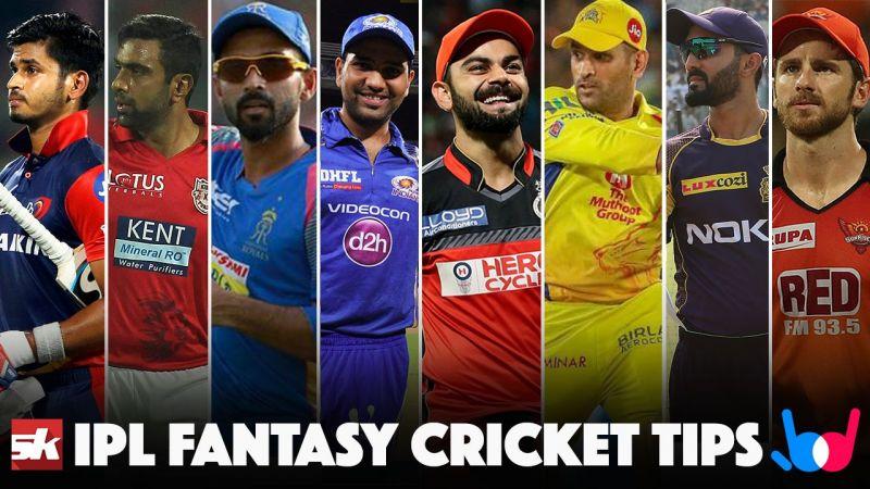 IPL Fantasy Cricket Tips