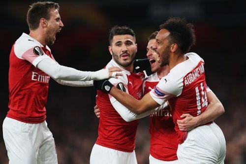 Can Arsenal keep their Europa League dream alive?