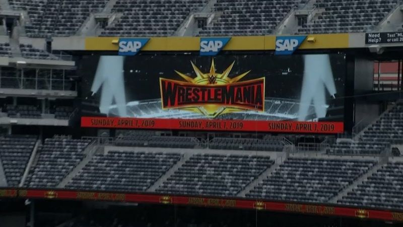 WrestleMania is going to feature 15 matches this year