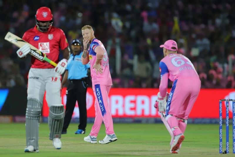 Ben Stokes and Chris Gayle will come face-to-face once again