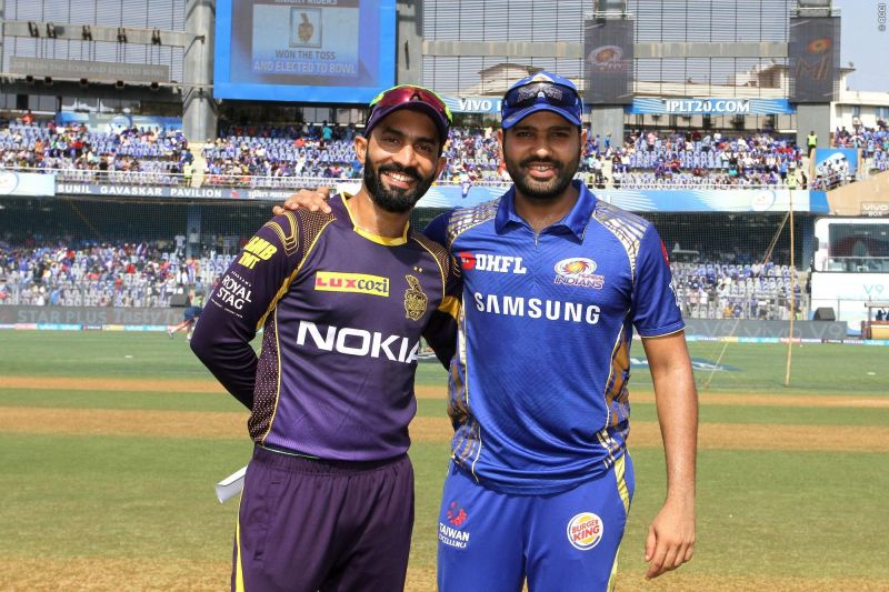 Kolkata Knight Riders vs Mumbai Indians