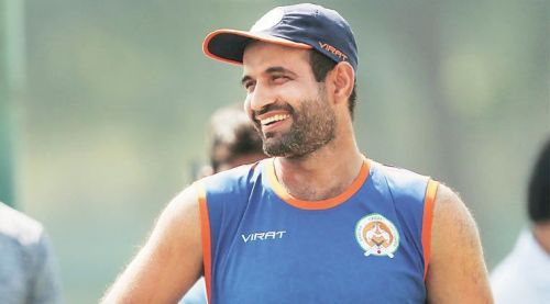 Irfan Pathan joins Jammu and Kashmir as coach-cum-mentor