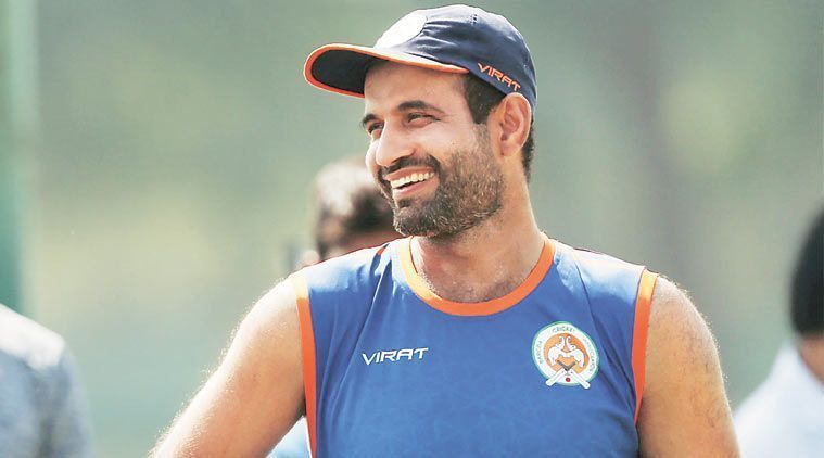 Irfan Pathan joins Jammu and Kashmir as coach-cum-mentor