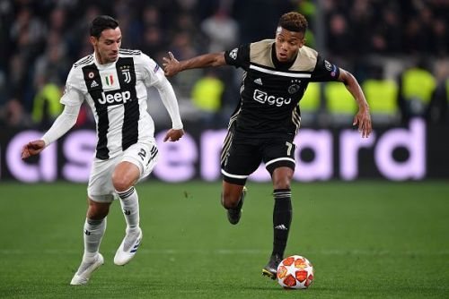 Starting de Sciglio over Cancelo was a fatal mistake on Allegri's part. He didn't bring Cancelo in till the 80th minute.