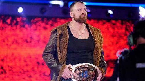 Is Ambrose shocking us at the Royal Rumble?