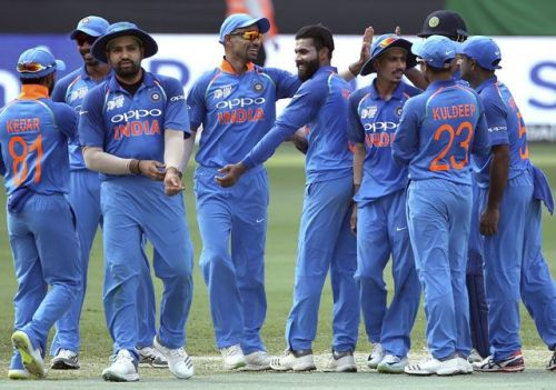India will start as one of the favourites to lift the trophy