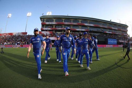 मुंबई इंडियंस ने अब तक अपने तीन में से दो मैच हारे हैं