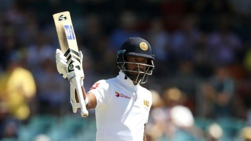 Dimuth Karunaratne will lead Sri Lanka at the World Cup
