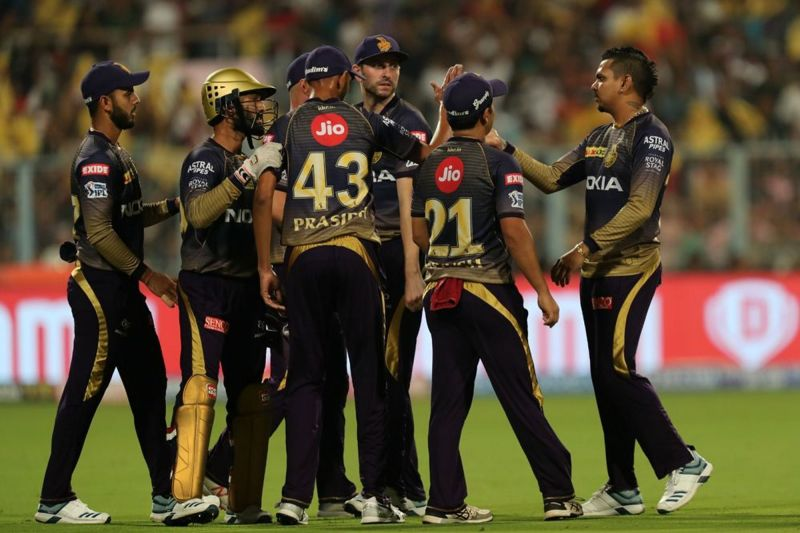 KKR need a win in this fixture. (Image Courtesy: IPLT20)