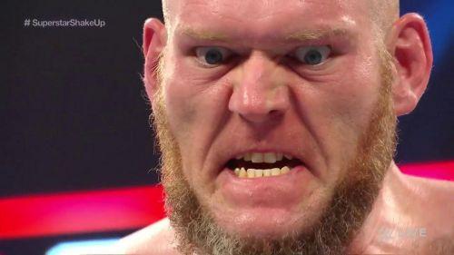 Lars Sullivan destroyed yet another WWE Legend