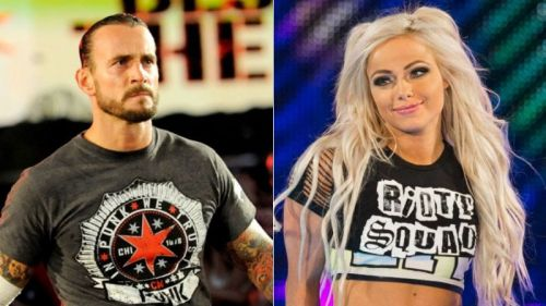 Did CM Punk and Liv Morgan steal ideas from other people?
