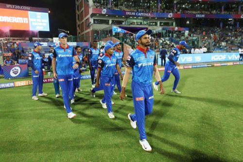 Delhi Capitals( Picture Courtesy: BCCI / IPLT20.com)