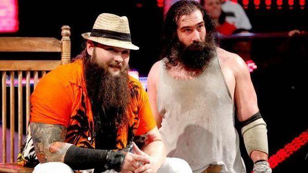 Bray Wyatt and Harper
