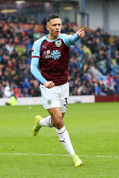 The Burnley winger has been amongst the goals in consecutive games