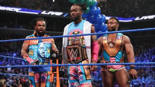 A few interesting observations from this week's episode of SmackDown Live (Apr. 9)