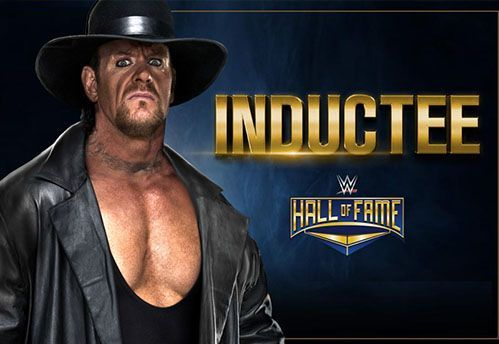 The Undertaker: Surely Hall of Fame-bound in the near future?