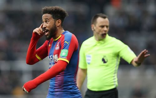 Andros Townsend - Crystal Palace