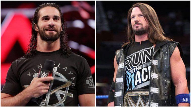Would AJ Styles dethrone Seth Rollins?