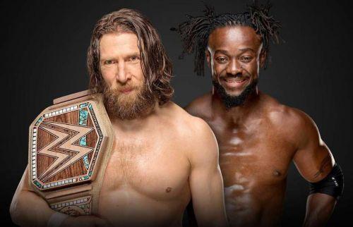 Kofi vs Bryan is set to happen at WrestleMania 35