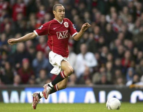 In his short time at United, Larsson managed to win over the fans