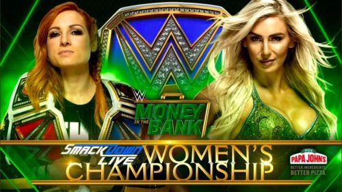 At the upcoming Money In The Bank PPV, we can expect The Irish Lass-kicker to retain the WWE Raw Women's Championship