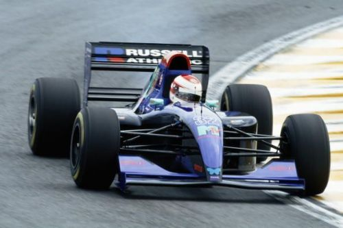 Roland Ratzenberger was competing in just his third Grand Prix weekend at San Marino.